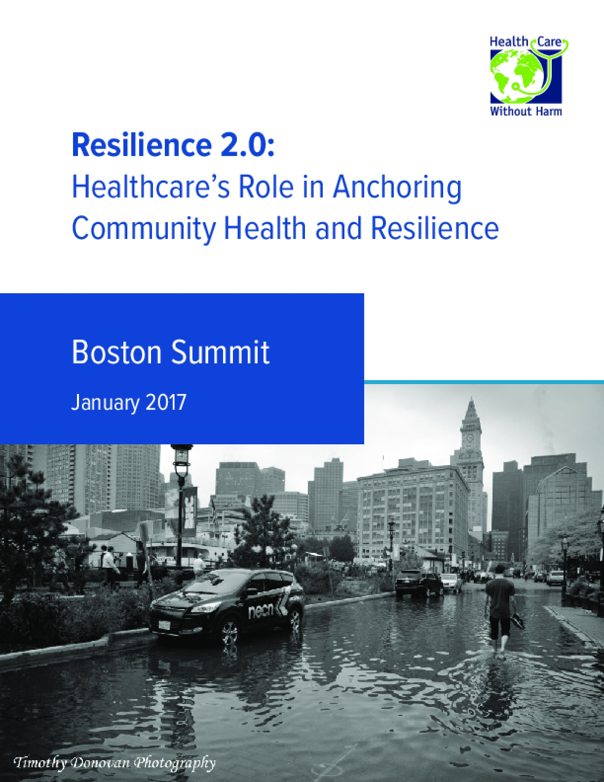 Resilience 2.0: Healthcare's Role in Anchoring Community Health and Resilience