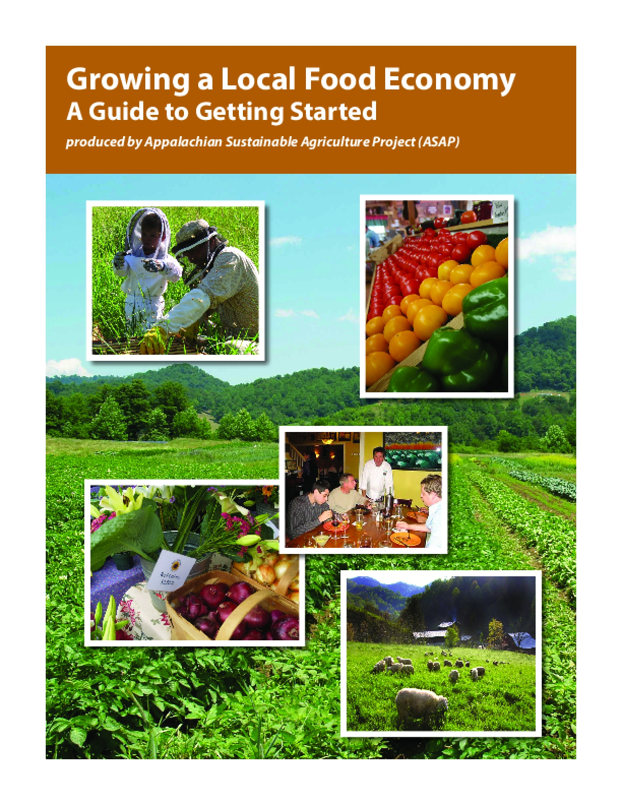 Growing a Local Food Economy: A Guide to Getting Started