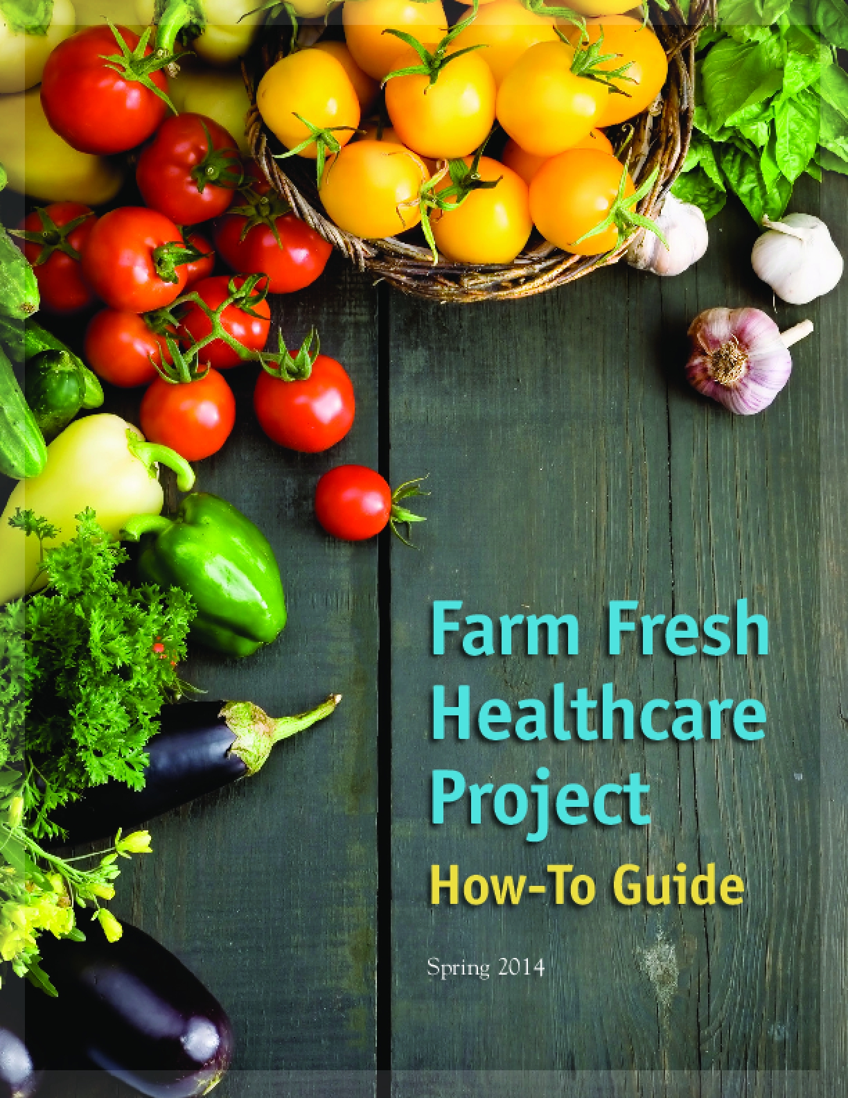 Farm Fresh Healthcare Project: How-To Guide
