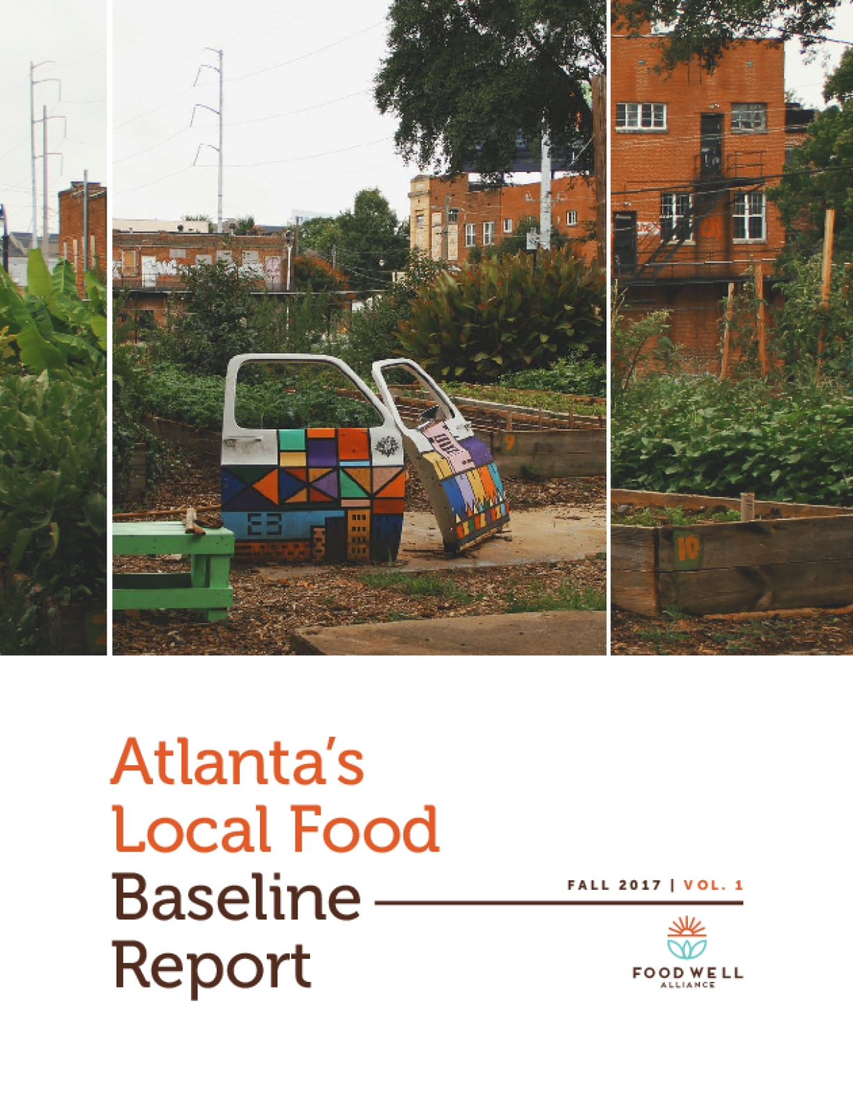 Atlanta's Local Food Baseline Report