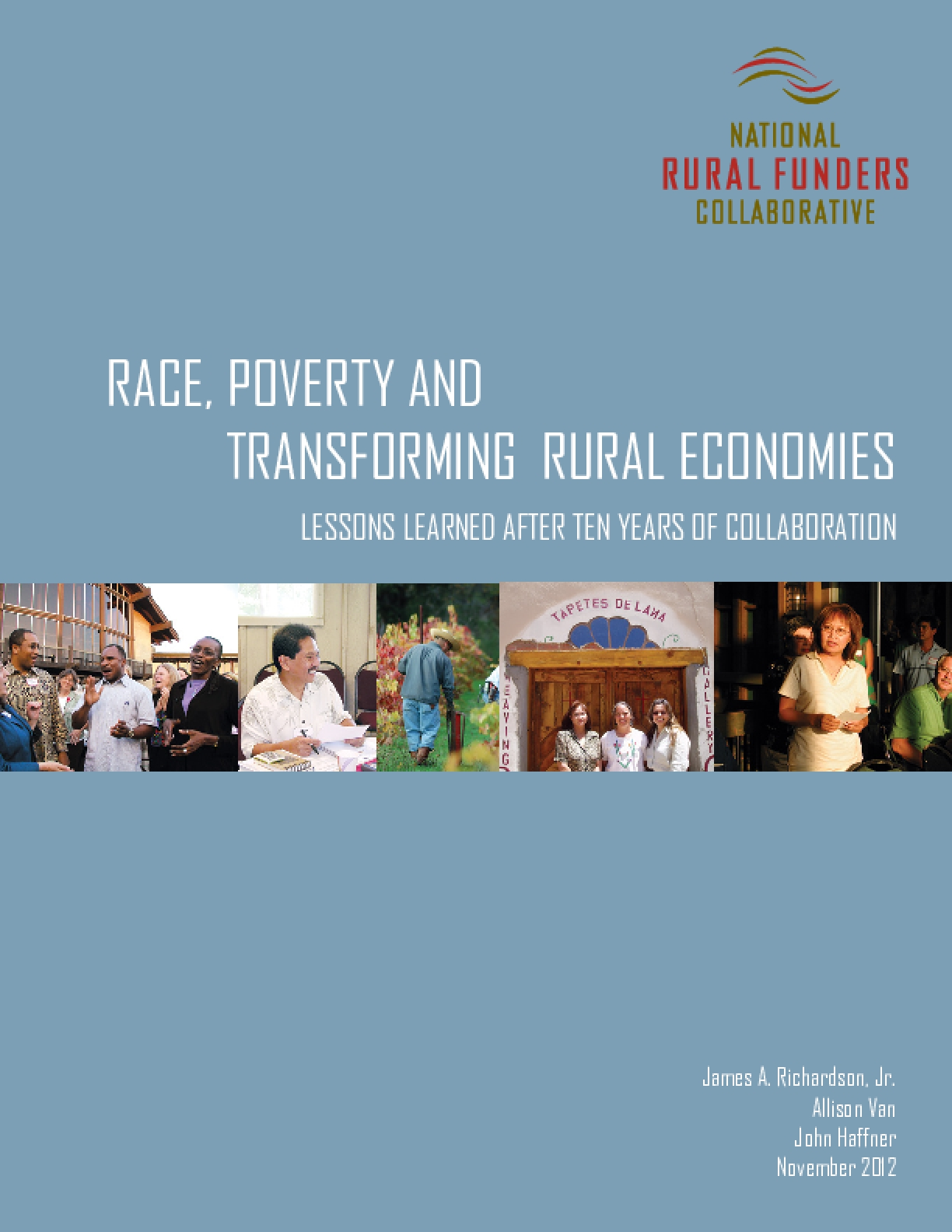 Race, Poverty and Transforming Rural Economies