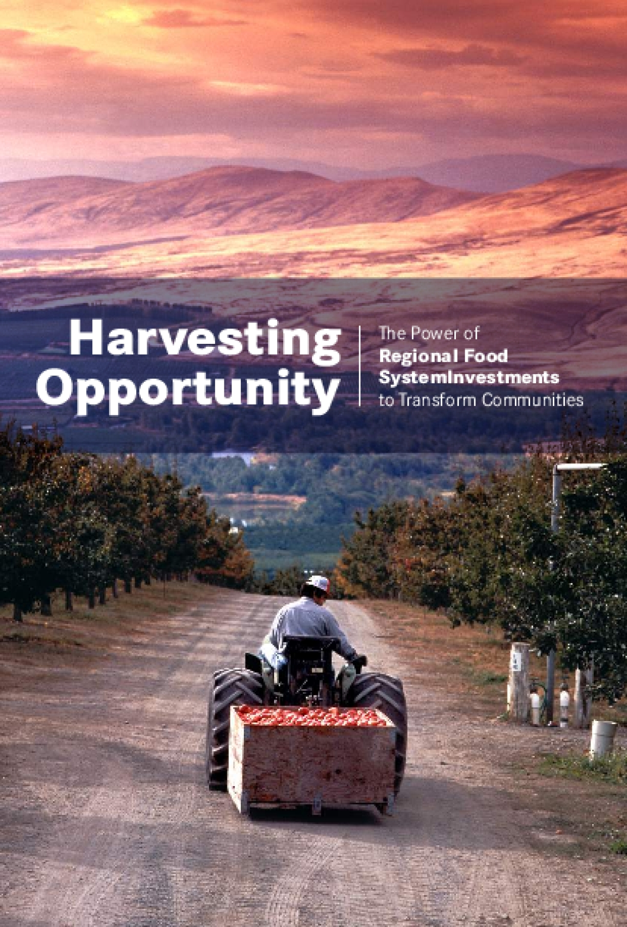 Harvesting Opportunity: The Power of Regional Food Systems to Transform Communities