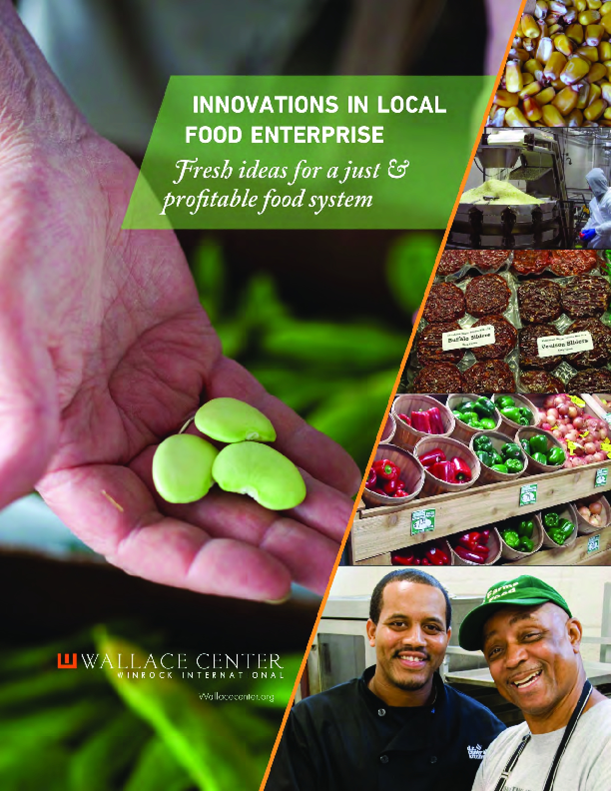 Innovations in Local Food Enterprise: Fresh Ideas for a Just and Profitable Food System