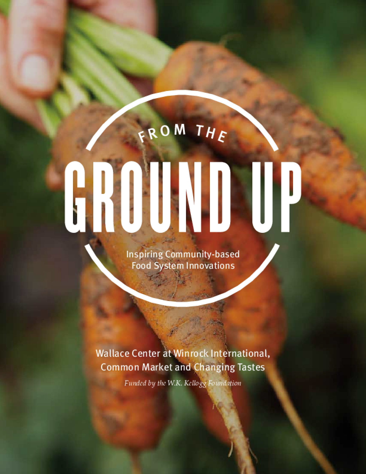 From the Ground Up: Inspiring Community-Based Food System Innovations