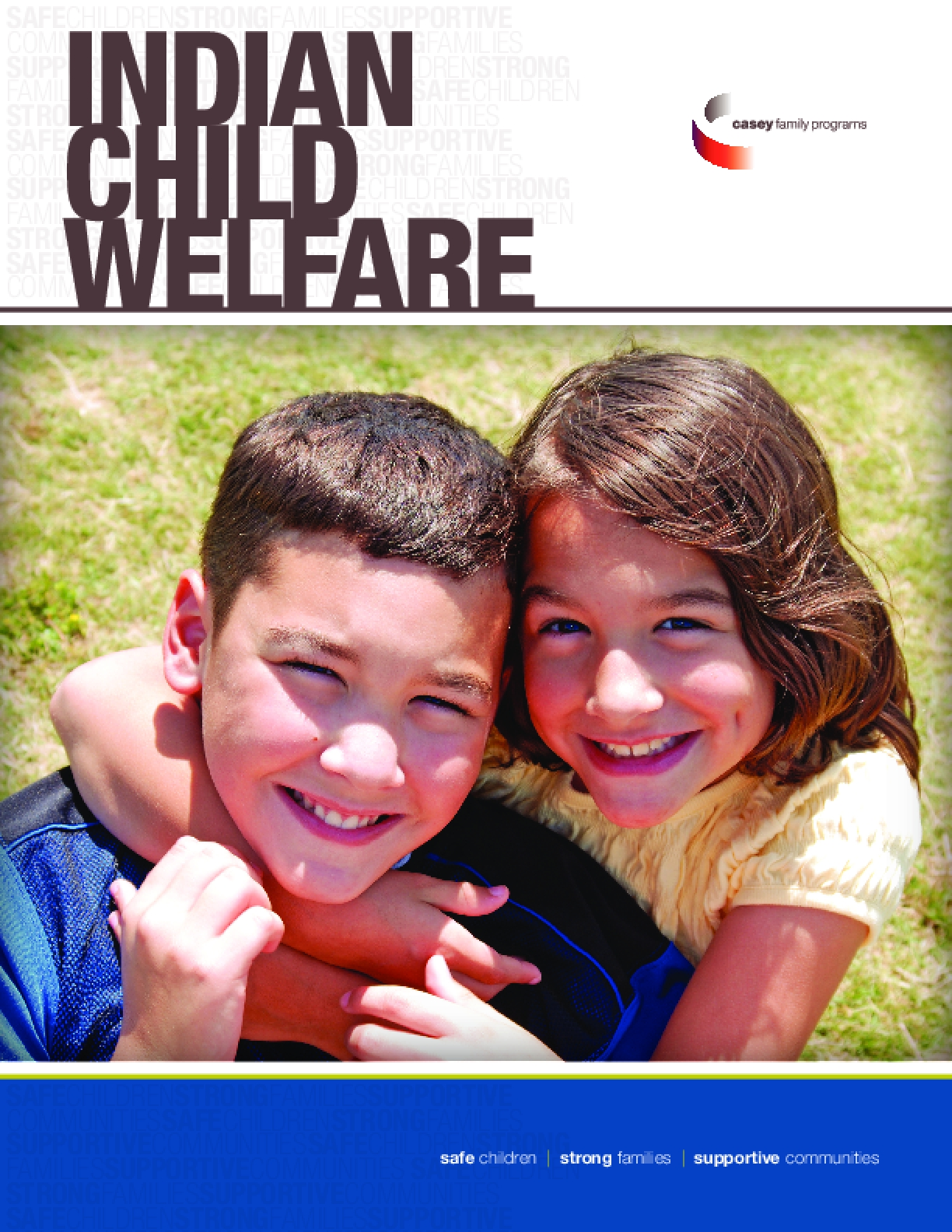 Indian Child Welfare