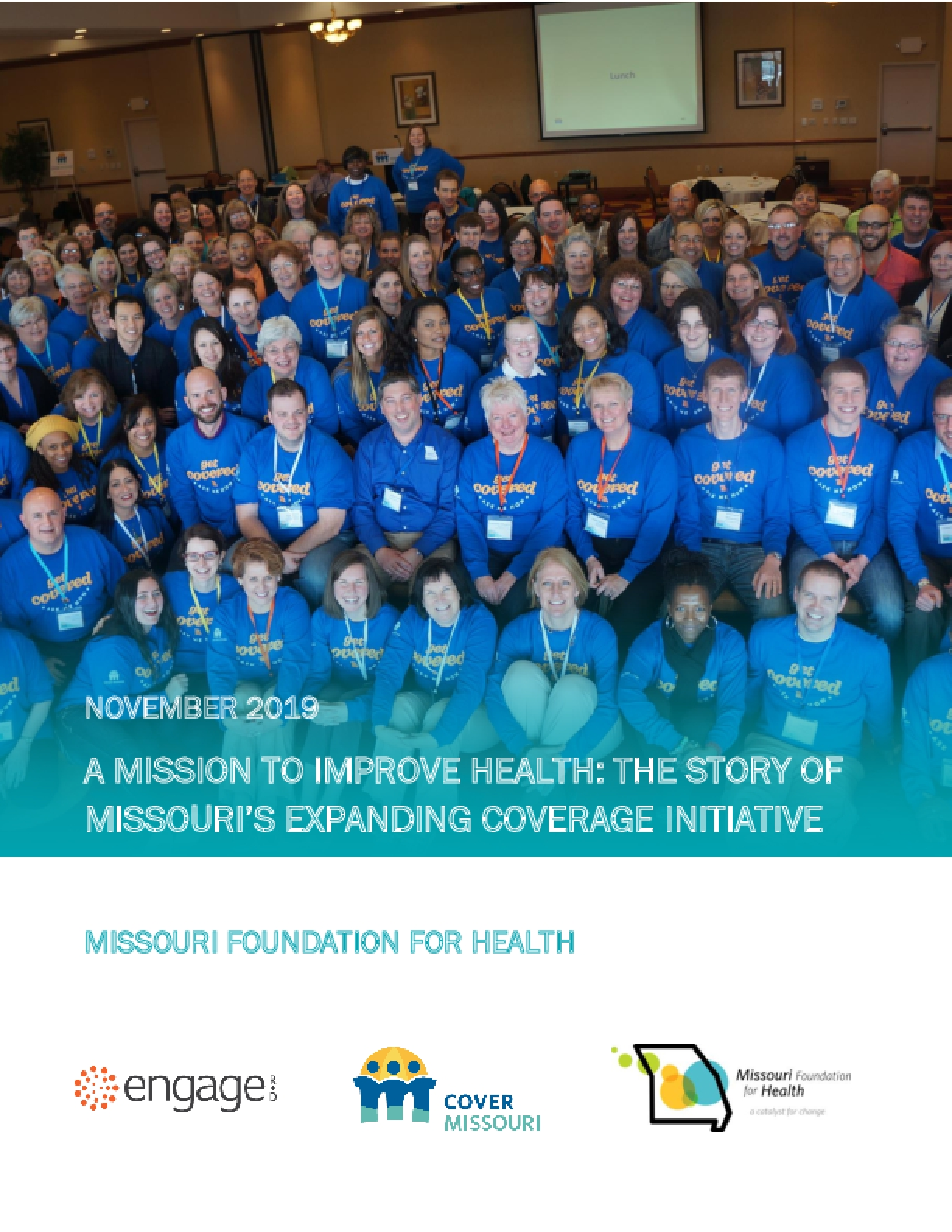 A Mission to Improve Health: The Story of Missouri's Expanding Coverage Initiative