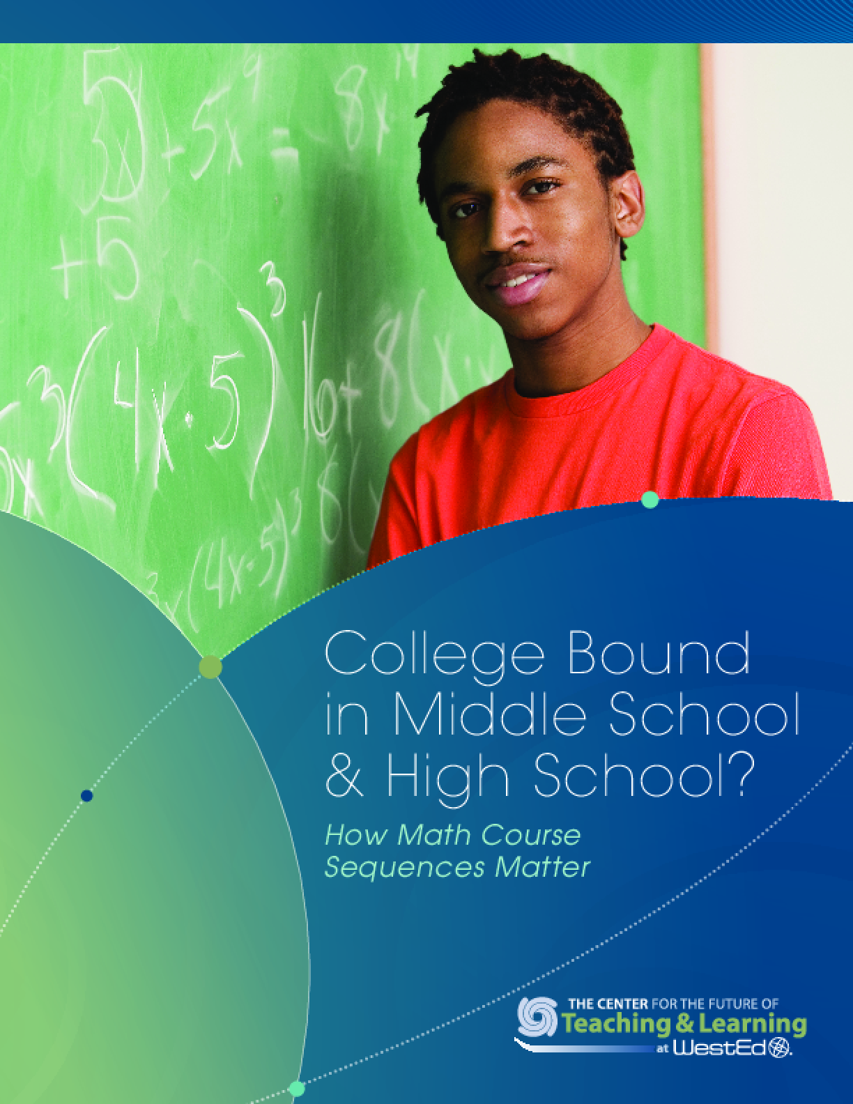 College Bound in Middle School and High School: How Math Course Sequences Matter