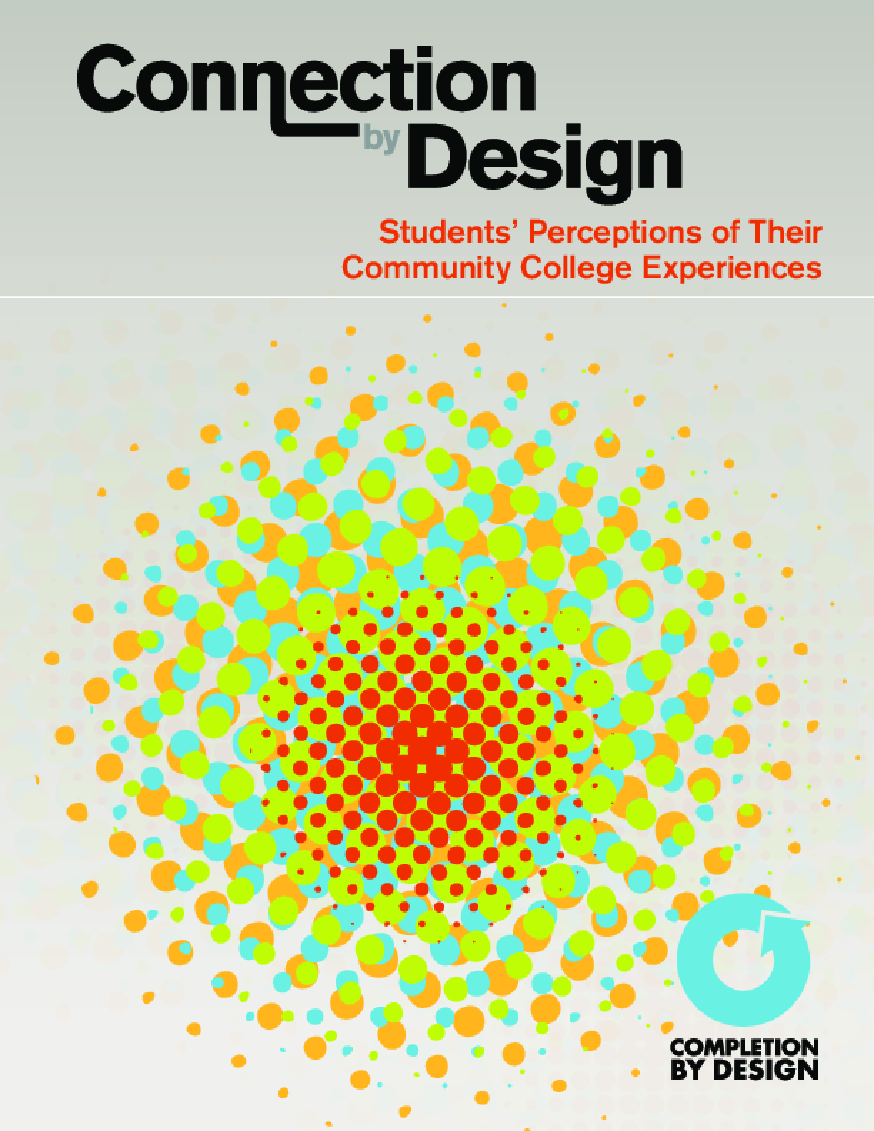 Connection by Design: Students' Perceptions of Their Community College Experiences