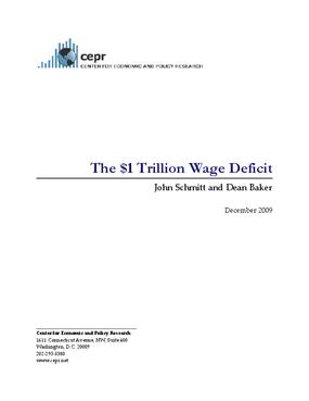 $1 Trillion Wage Deficit
