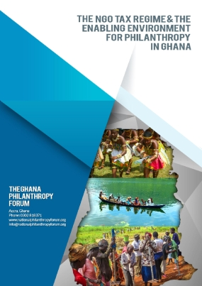 The NGO Tax Regime & the Enabling Environment for Philanthropy in Ghana