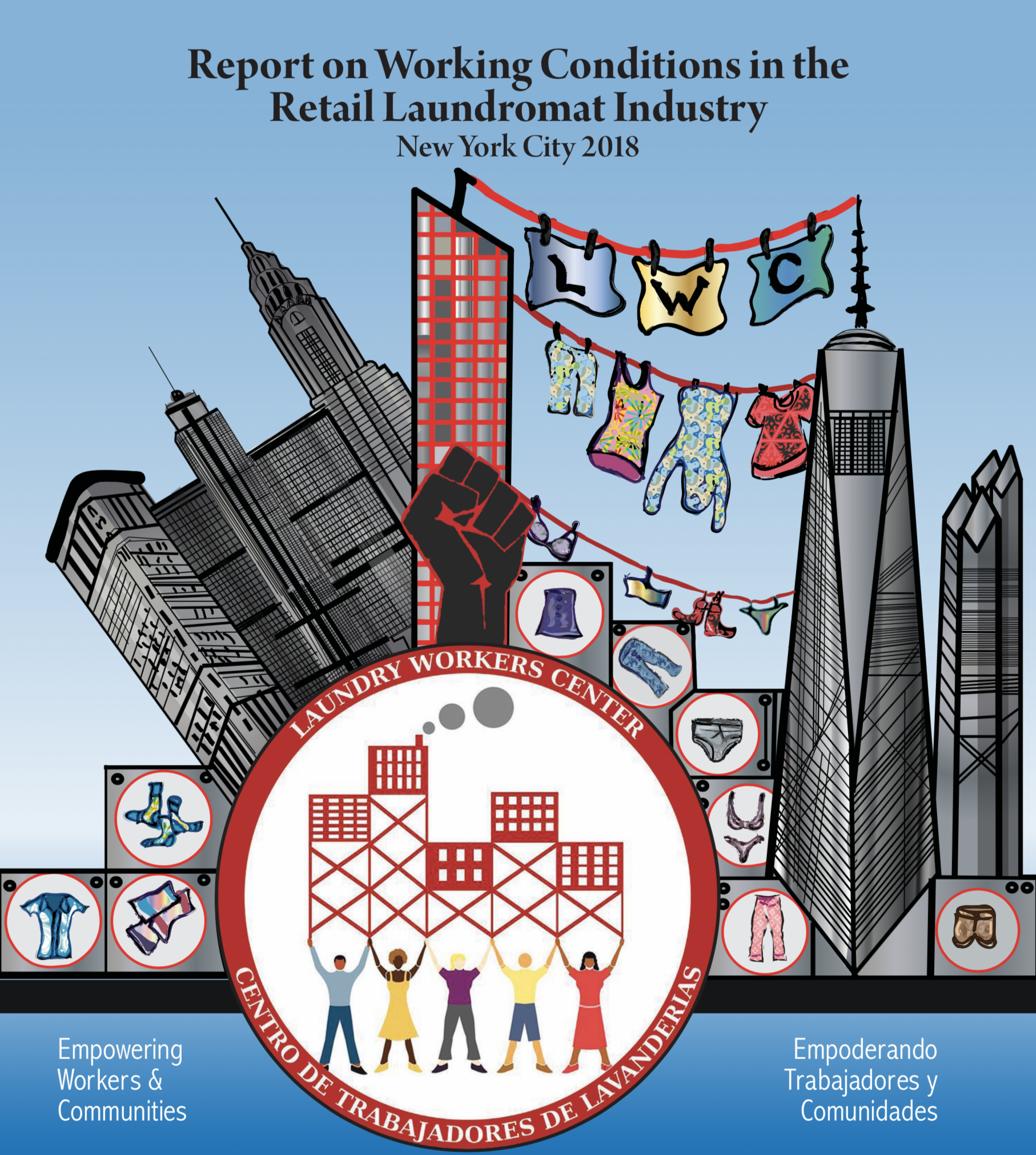 Report on Working Conditions in the Retail Laundromat Industry