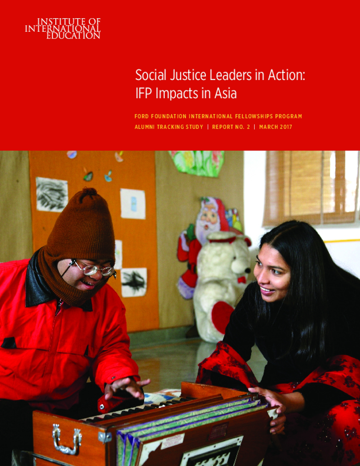 Social Justice Leaders in Action: IFP Impacts in Asia