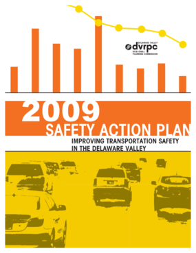 2009 Regional Safety Action Plan: Improving Transportation Safety in the Delaware Valley