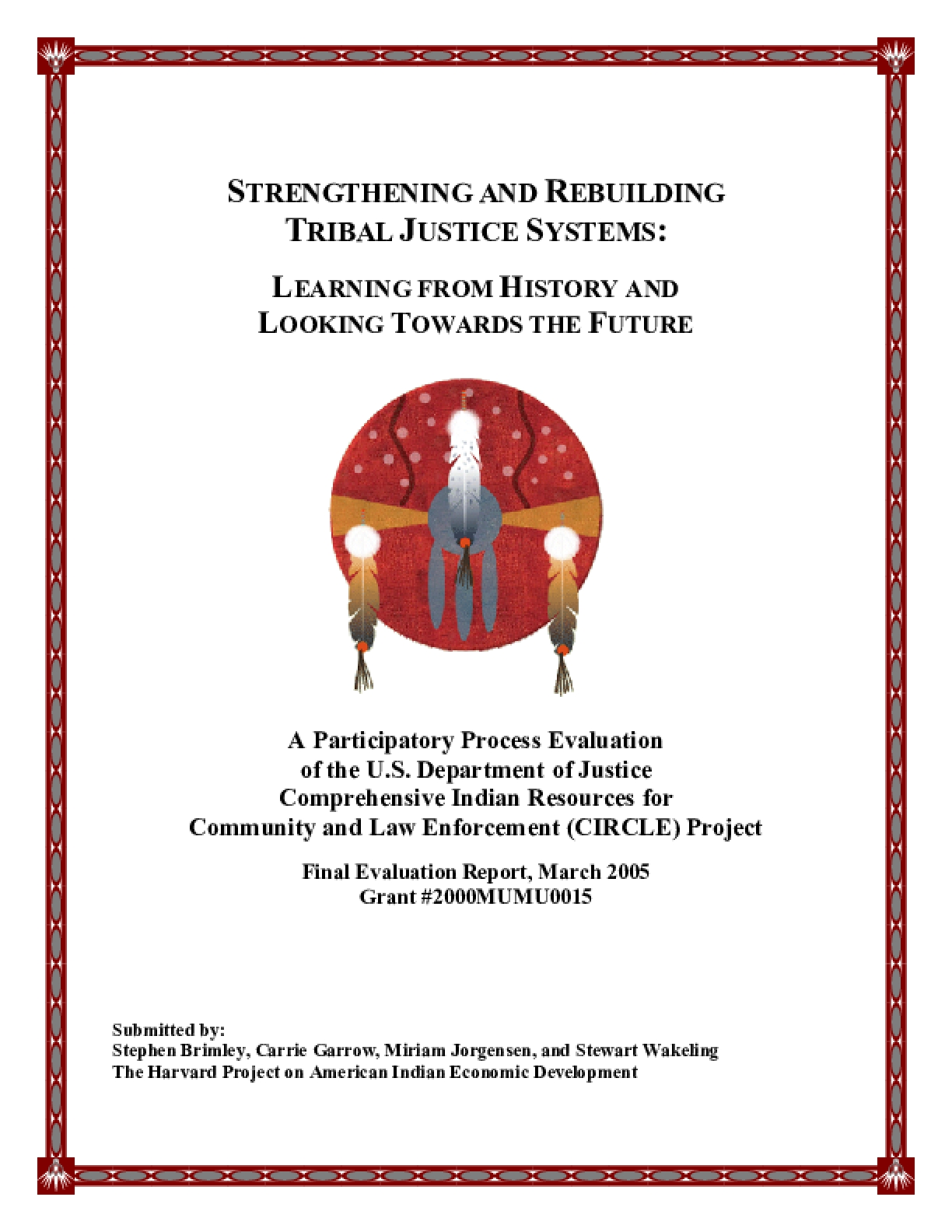 Advancing Positive Paths for Native American Boys & Young Men