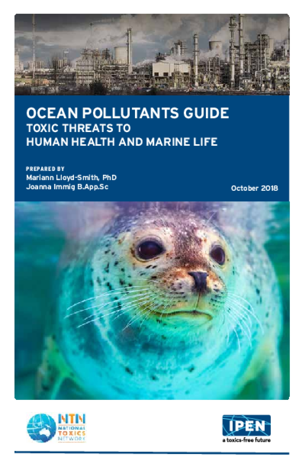 Ocean Pollutants Guide: Toxic Threats to Human Health and Marine Life