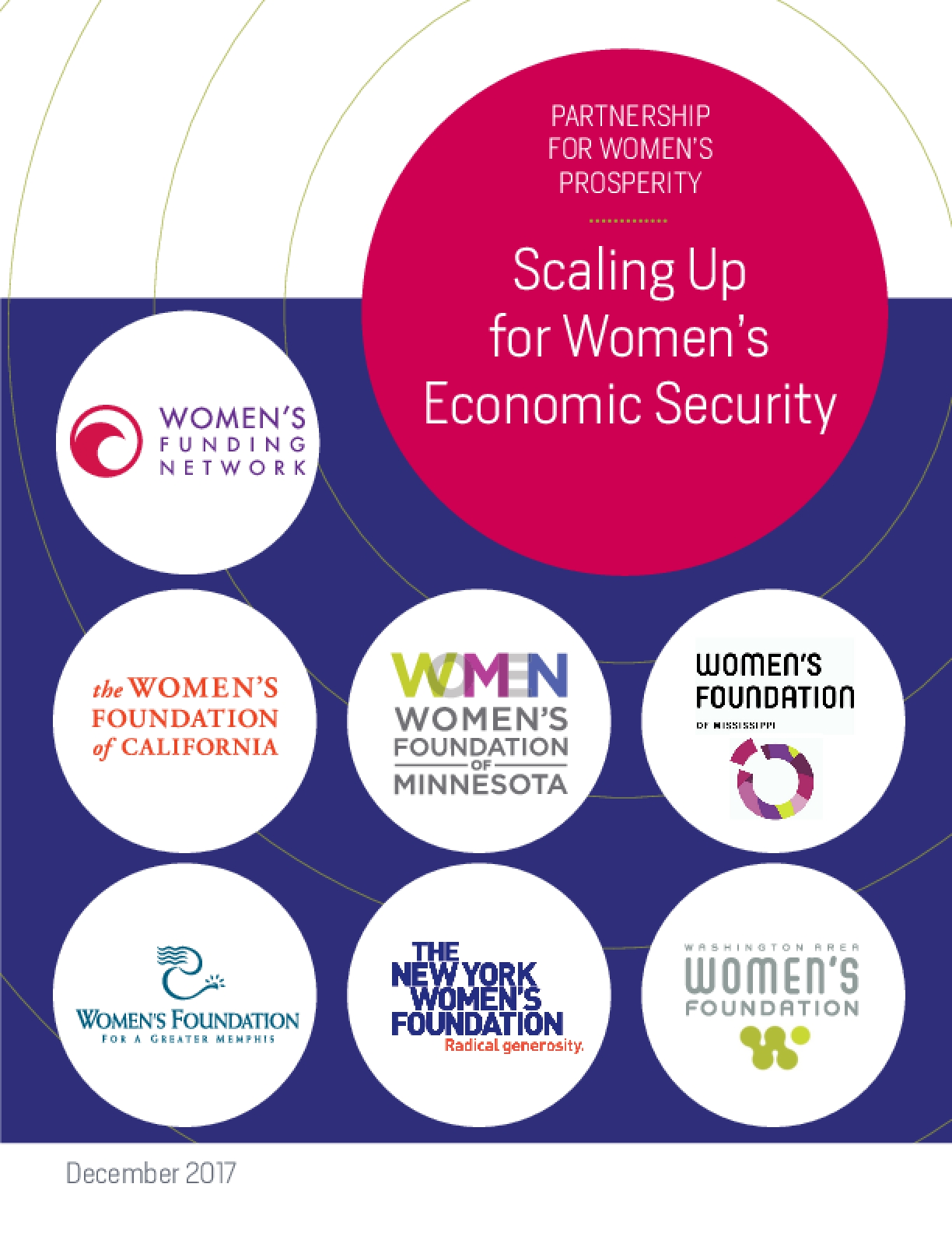 Partnership for Women's Prosperity: Scaling Up for Women's Economic Security