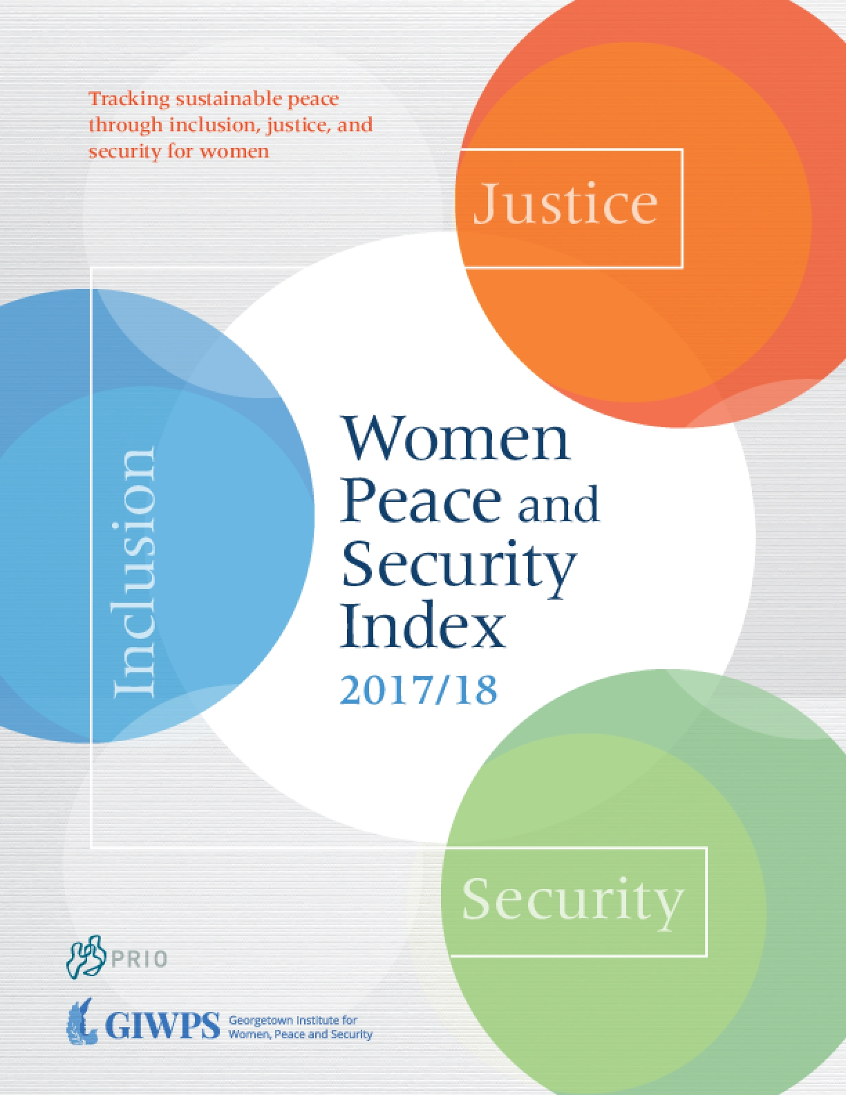 Women Peace and Security Index 2017/18