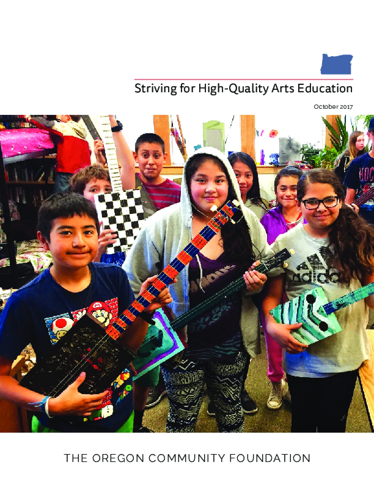 Striving for High-Quality Arts Education