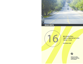 Municipal Implementation Tool #16 - Road Diets
