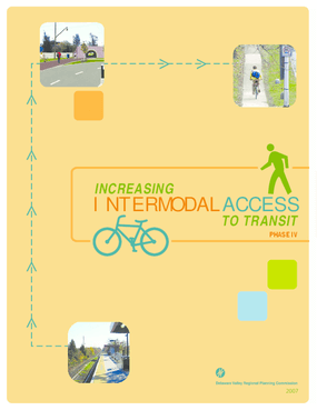 Increasing Intermodal Access to Transit: Phase IV