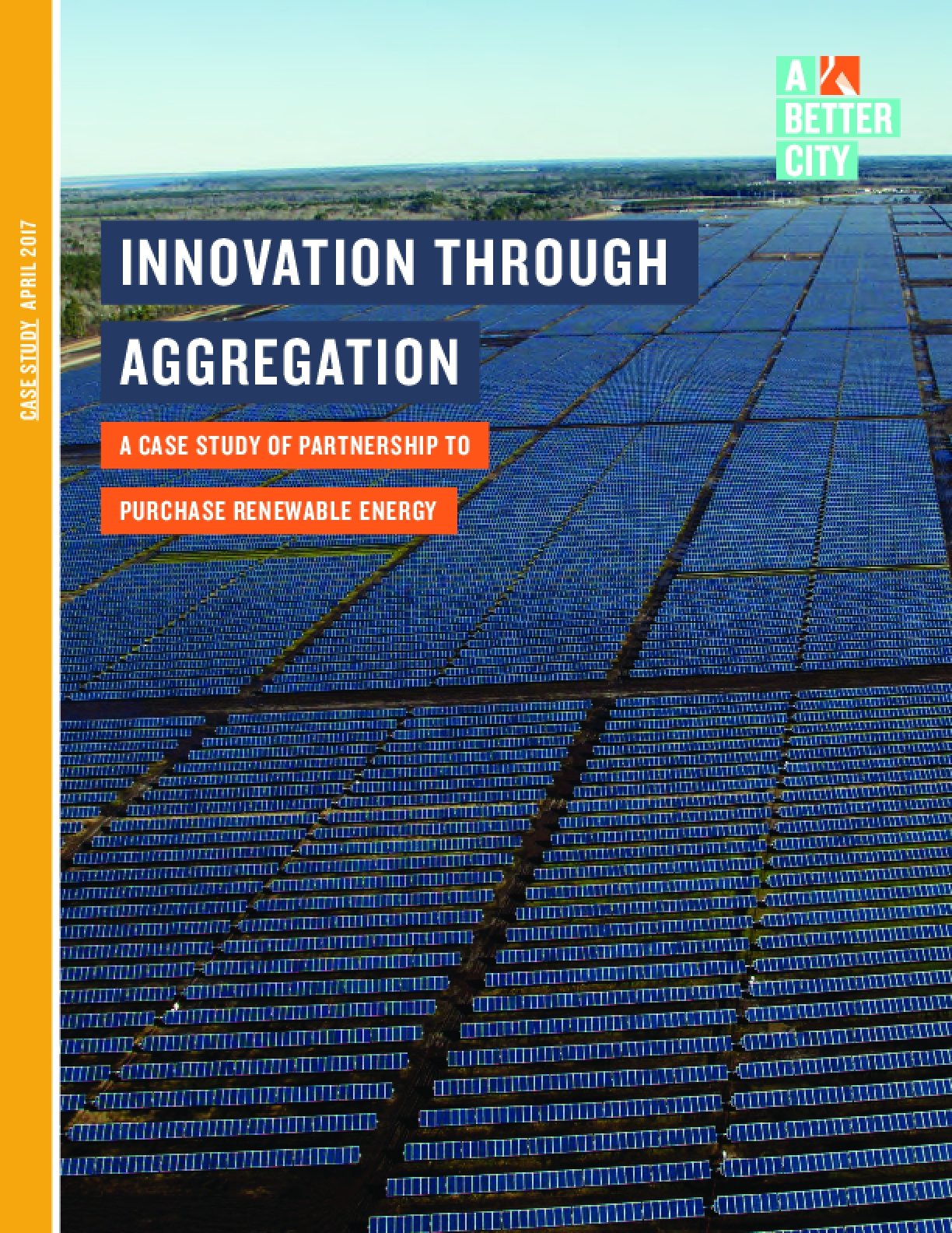 Innovation Through Aggregation: A Case Study of Partnerships to Purchase Renewable Energy