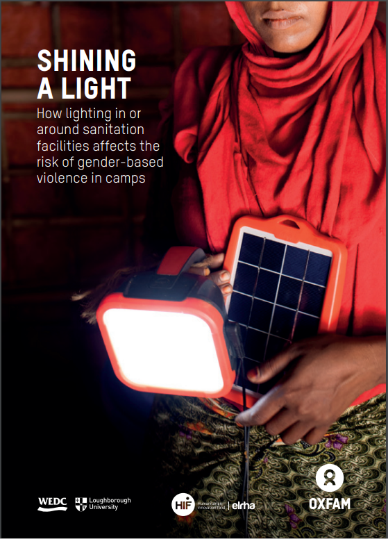 Shining a Light: How Lighting in or Around Sanitation Facilities Affects the Risk of Gender-Based Violence in Camps