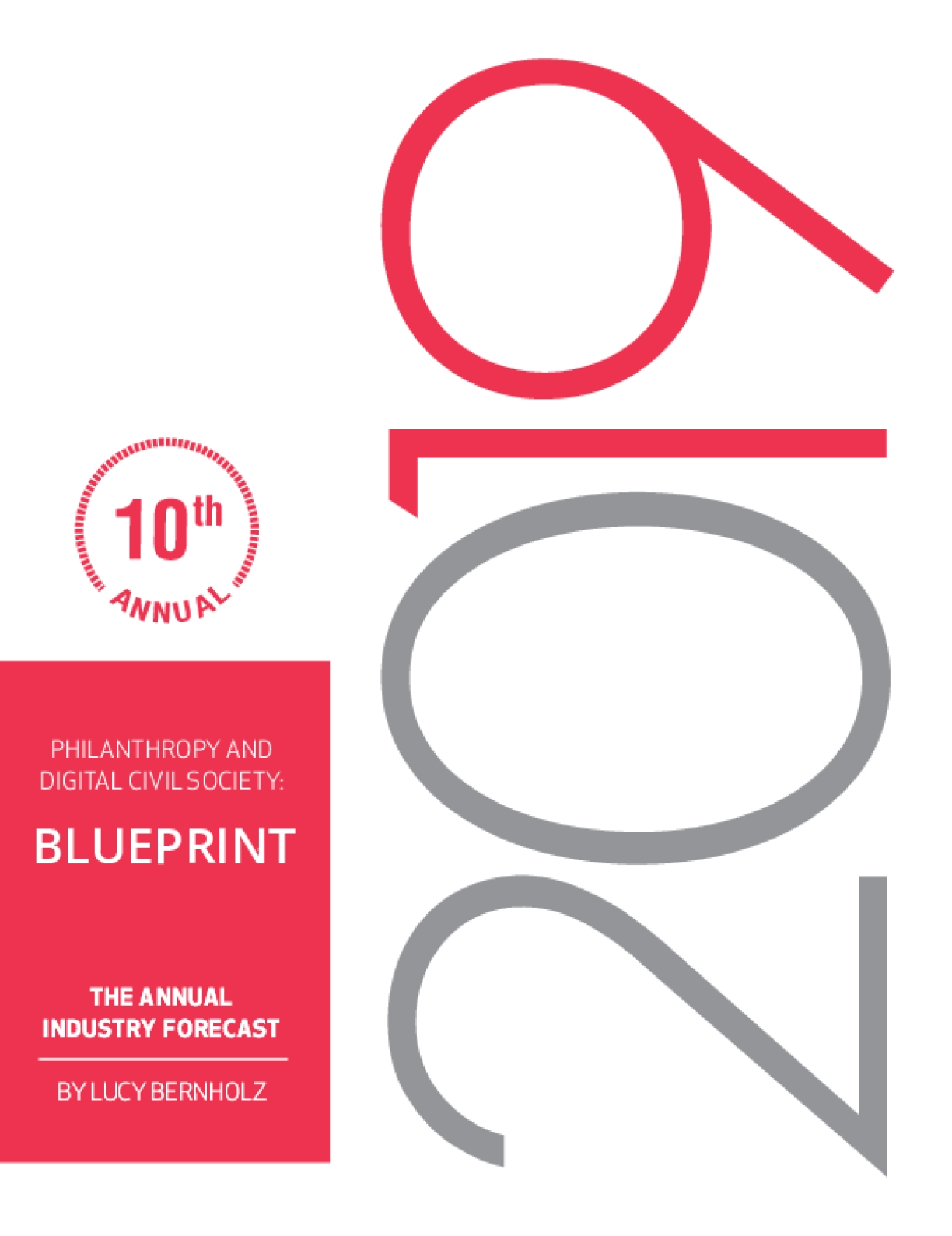 Philanthropy and Digital Civil Society: Blueprint 2019