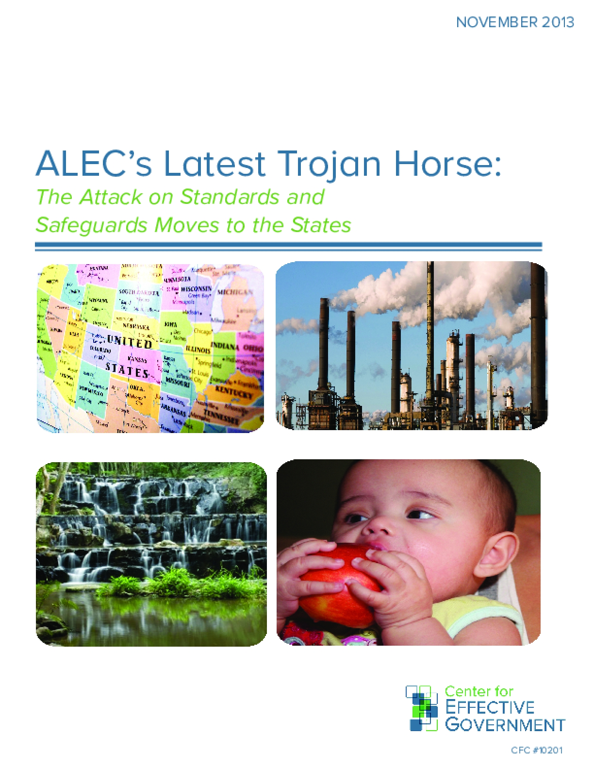ALEC's Latest Trojan Horse: The Attack on Standards and Safeguards Moves to the States