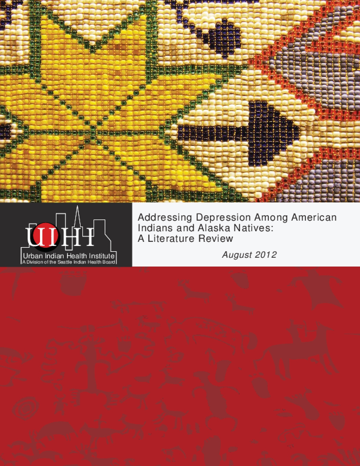 Addressing Depression Among American Indians and Alaska Natives: A Literature Review