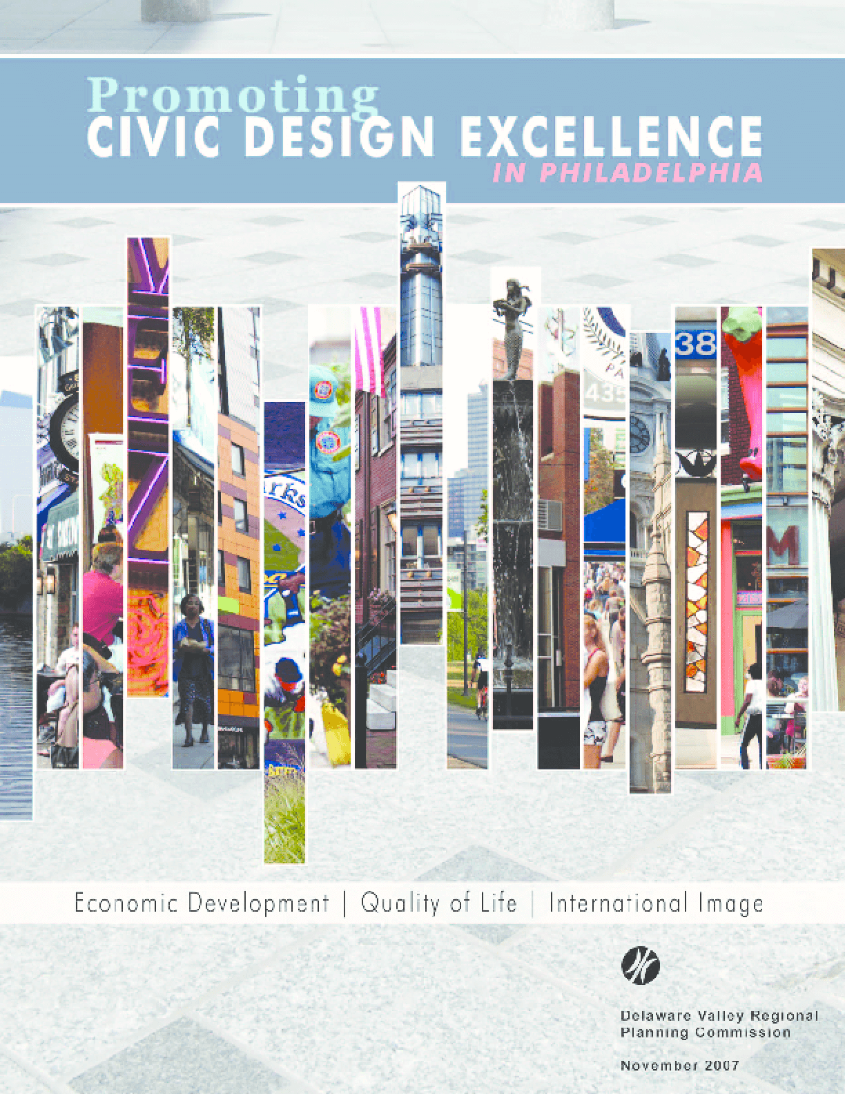 Promoting Civic Design Excellence in Philadelphia