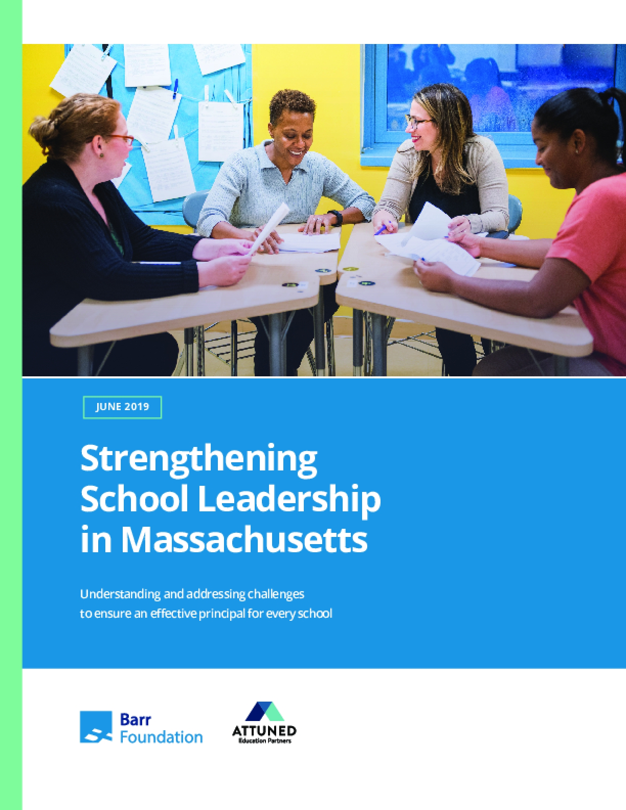 Strengthening School Leadership in Massachusetts
