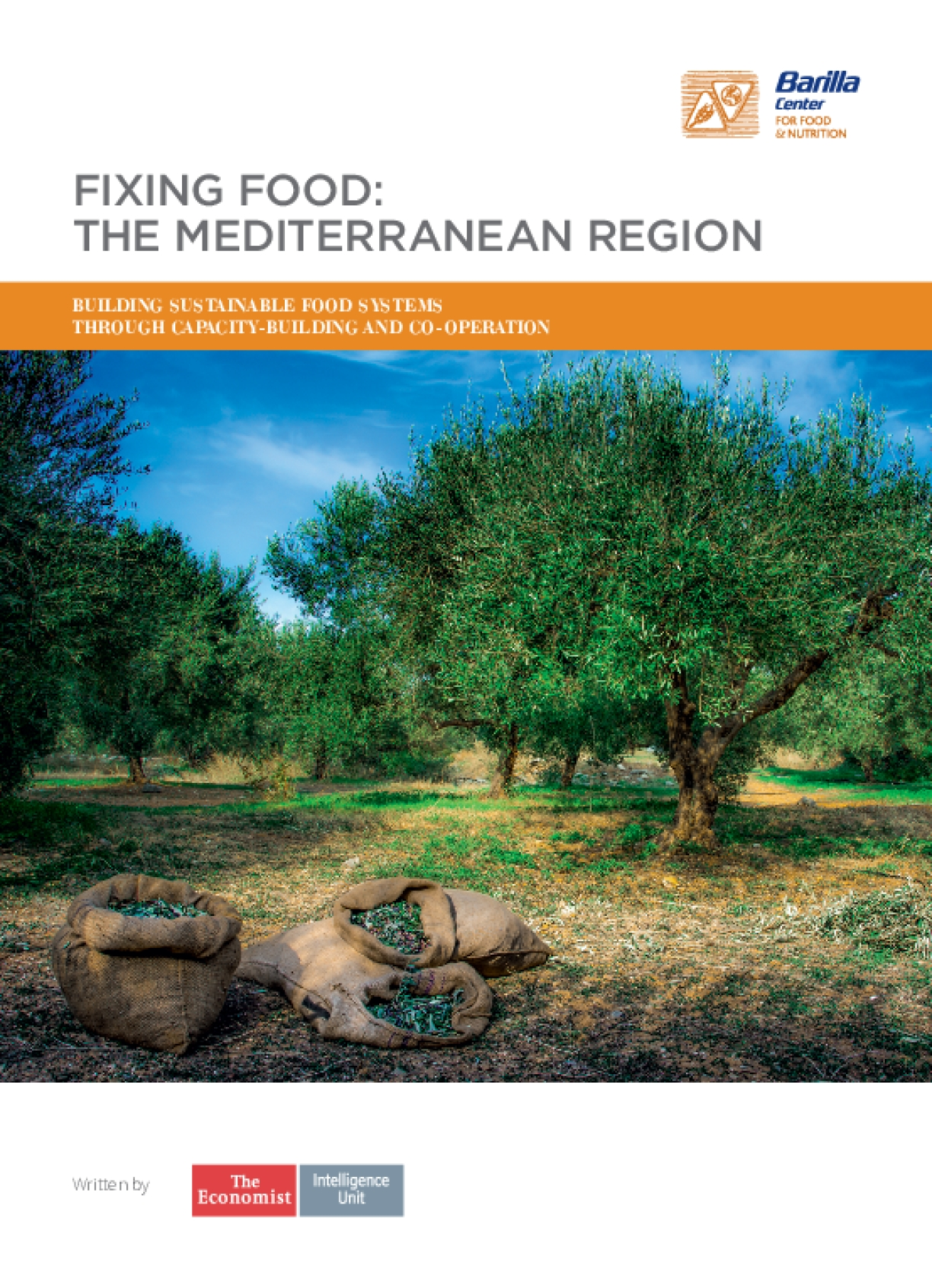 Fixing Food : The Mediterranean Region