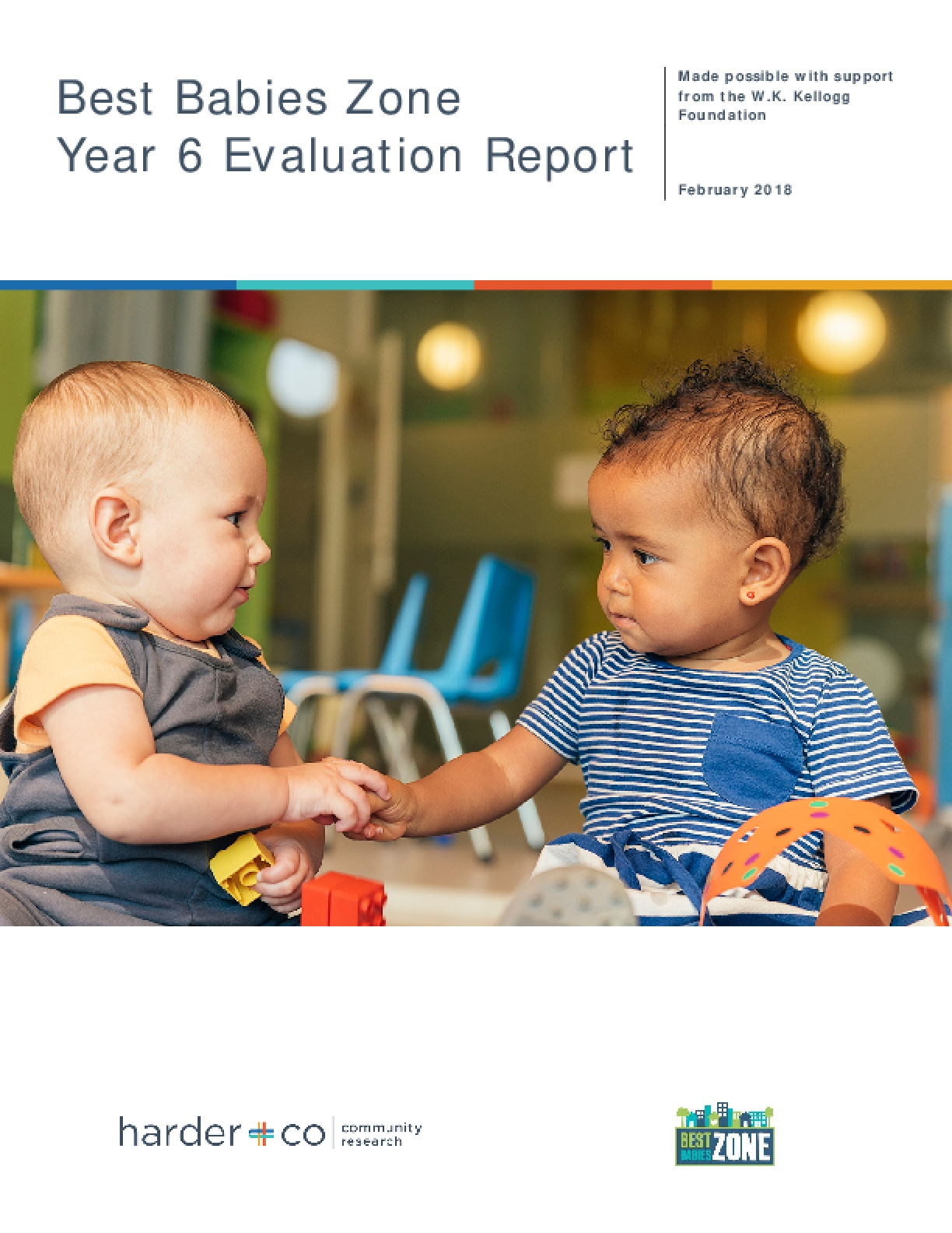Best Babies Zone: Year 6 Evaluation Report