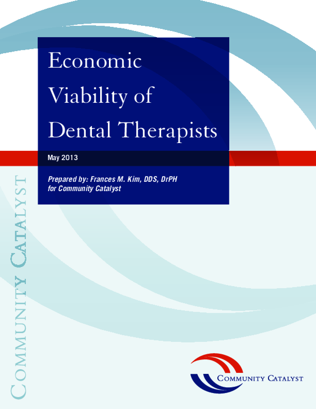 Economic Viability of Dental Therapists
