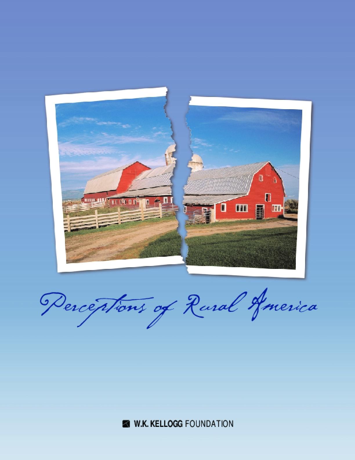 Perceptions of Rural America