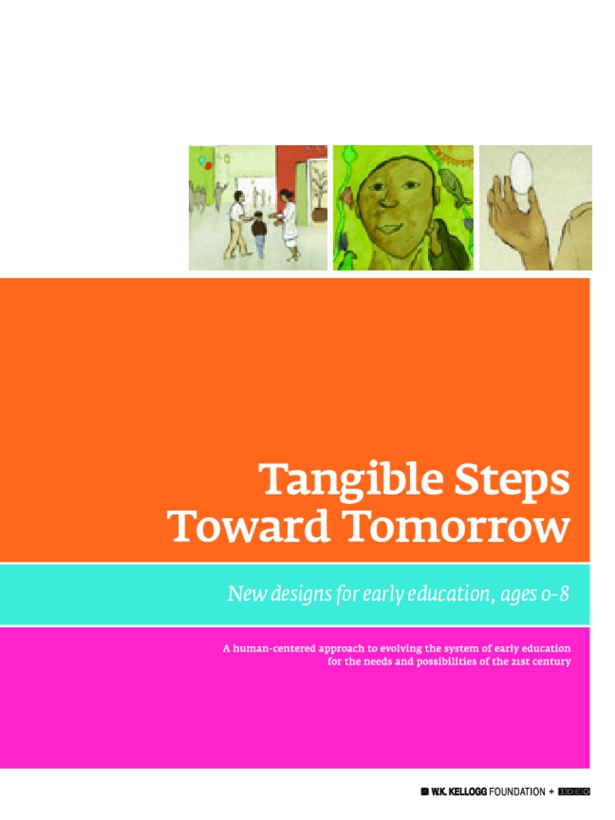 Tangible Steps Toward Tomorrow