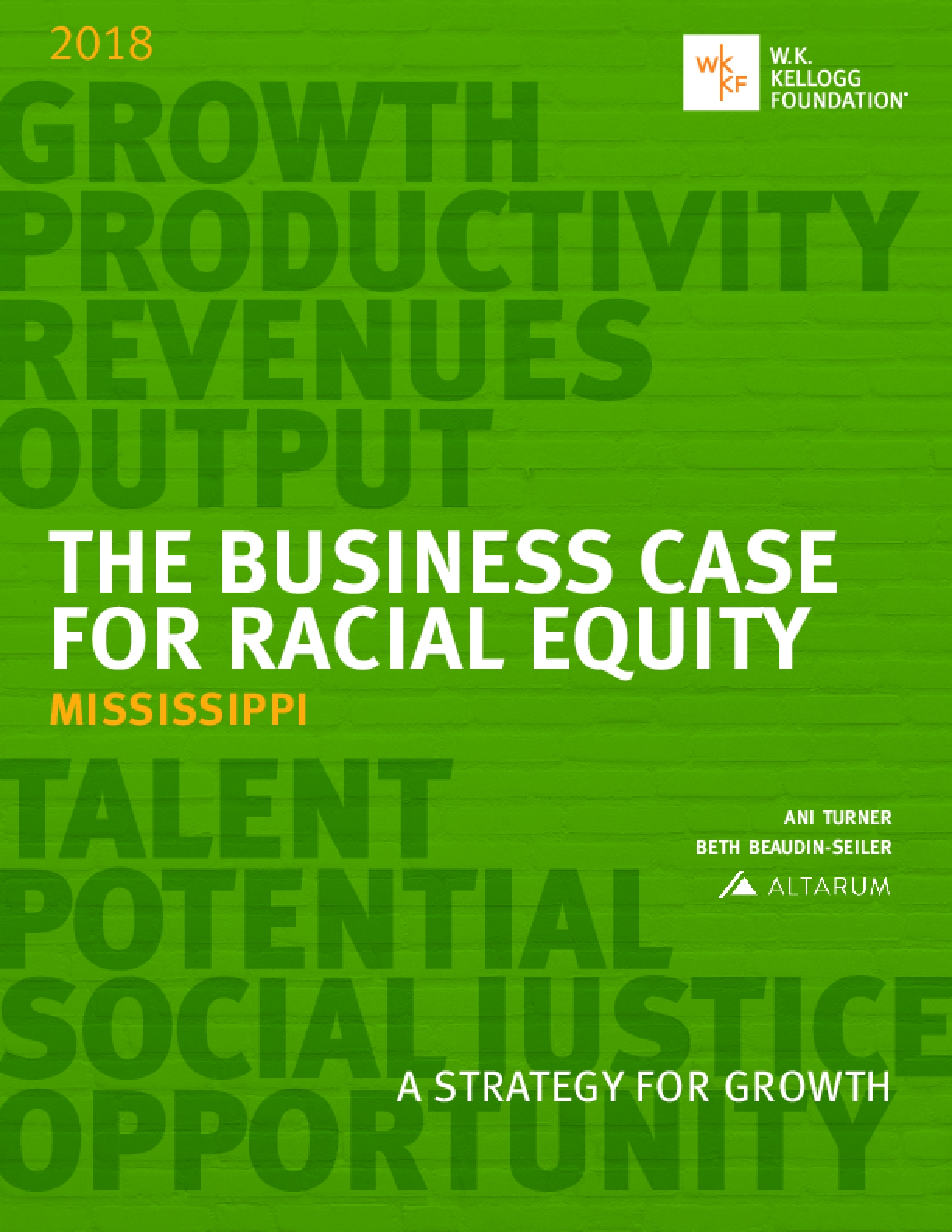 The Business Case for Racial Equity: Mississippi
