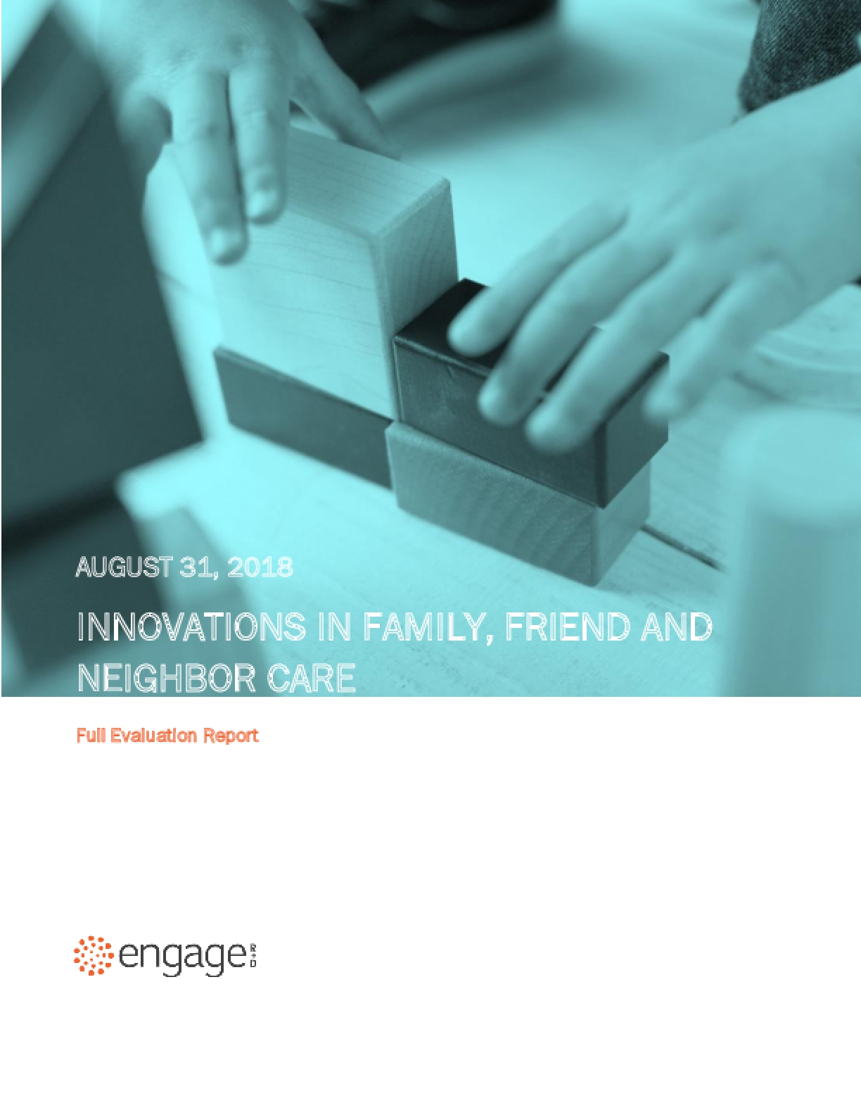 Innovations in Family, Friend, and Neighbor Care