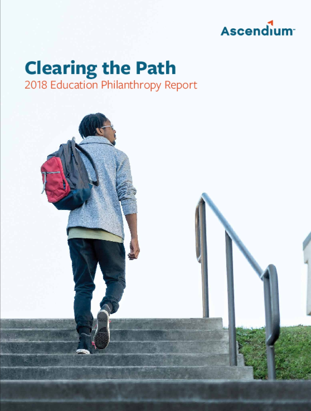 Clearing the Path-2018 Education Philanthropy