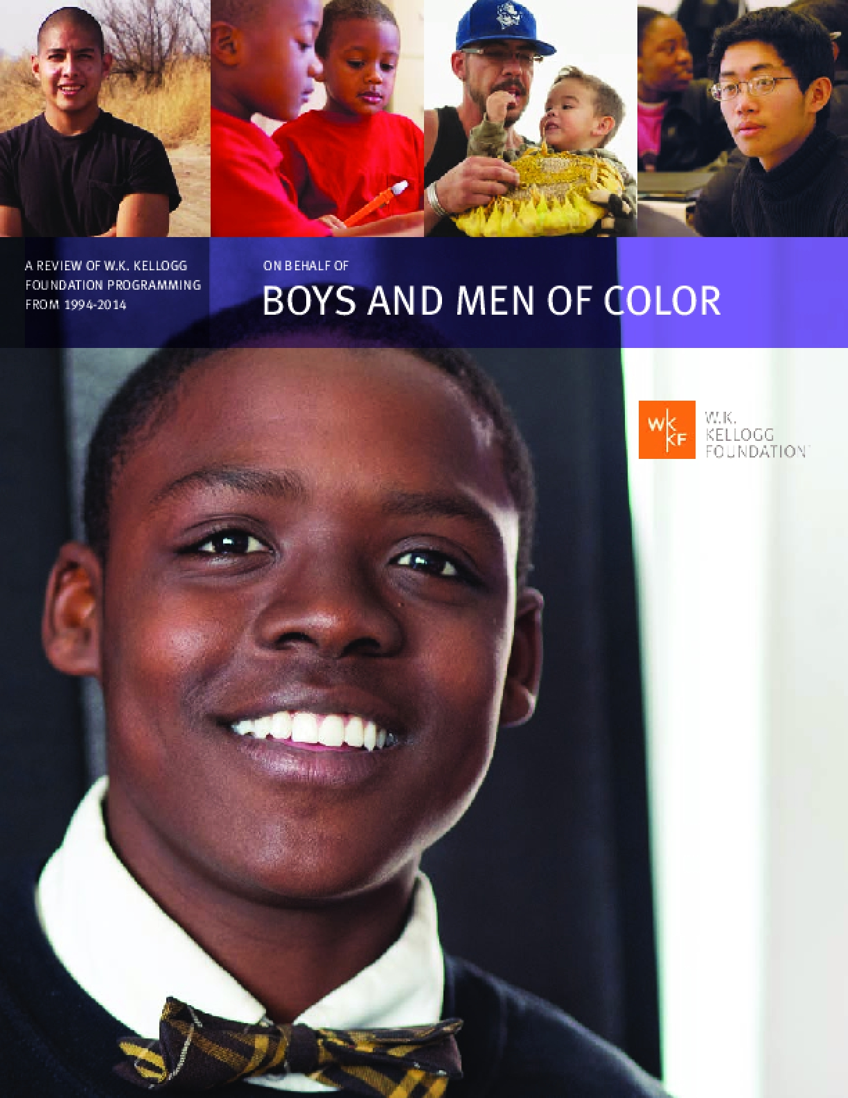 On Behalf of Boys and Men of Color