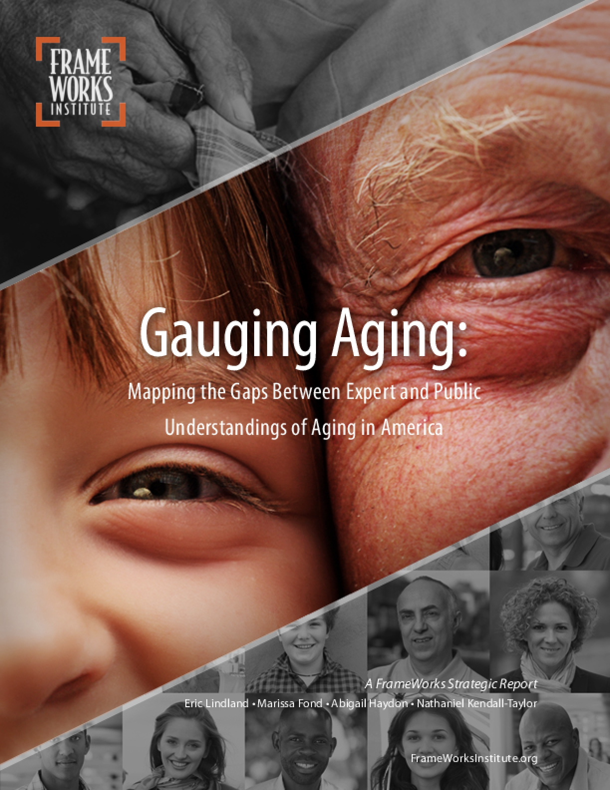 Guaging Aging: Mapping the Gaps Between Expert and Public Understandings of Aging in America