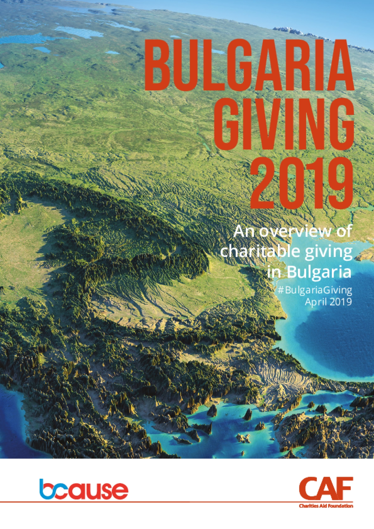 Bulgaria Giving 2019 : An Overview of Charitable Giving in Bulgaria