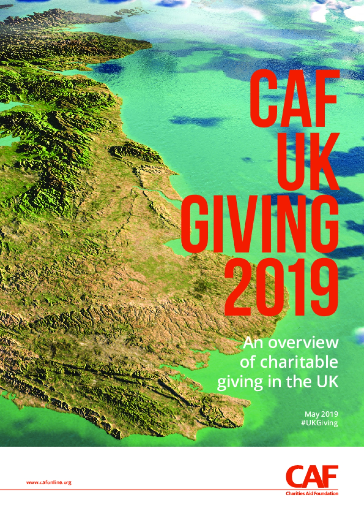 UK Giving 2019: An Overview of Charitable Giving in the UK