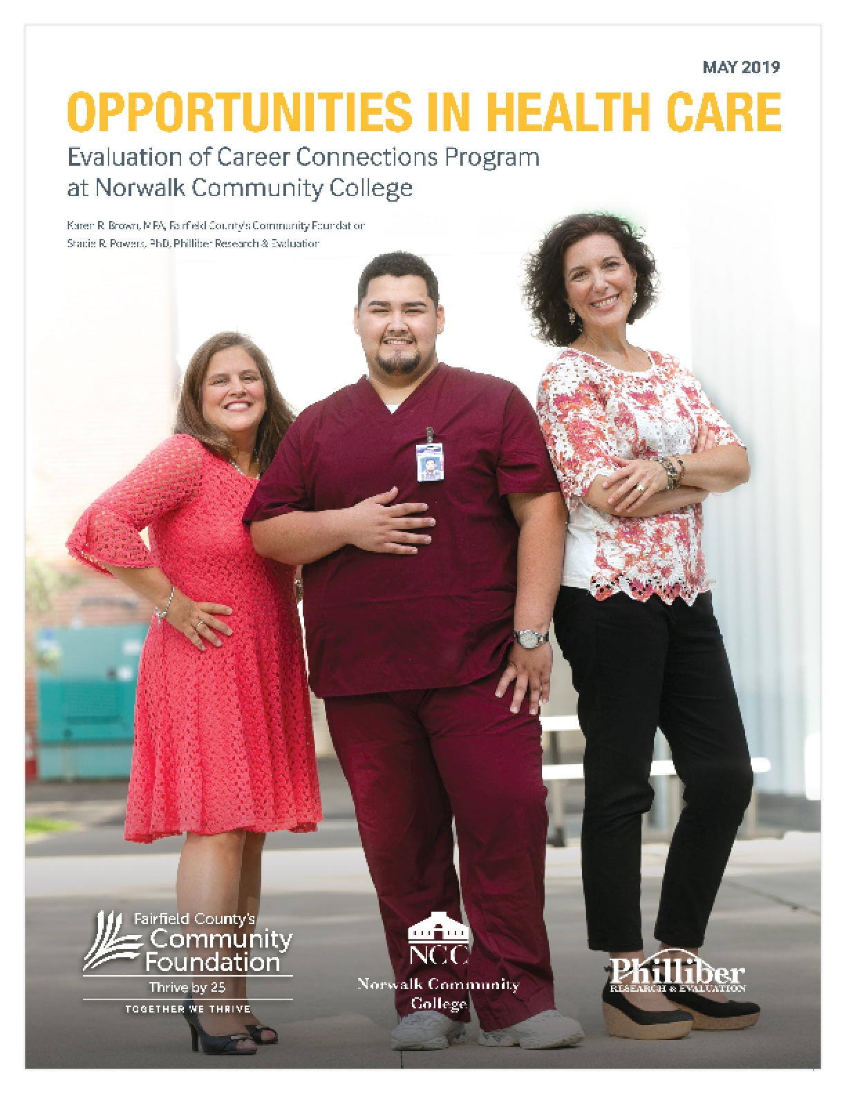 Opportunities in Health Care: Evaluation of Career Connections Program at Norwalk Community College