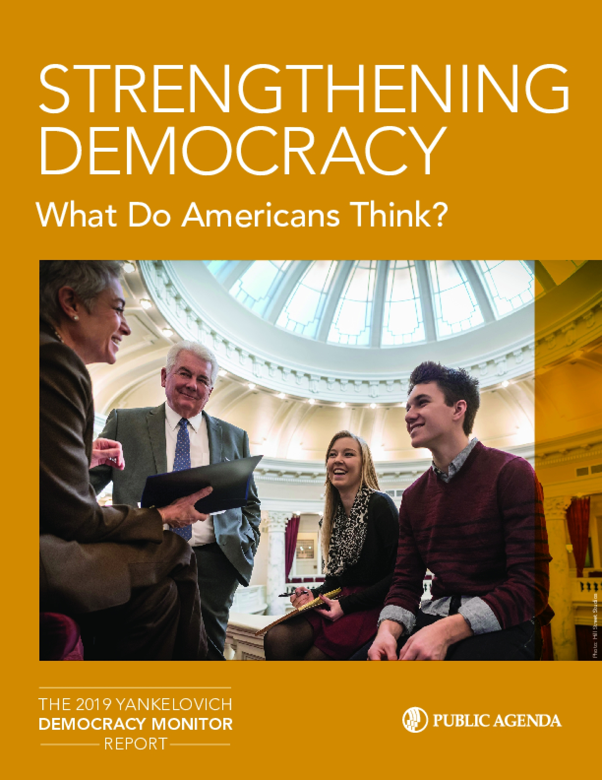 Strengthening Democracy: What Do Americans Think?