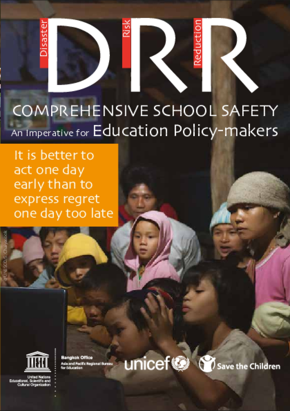 DRR Comprehensive School Safety An Imperative for Educatoin Policy Makers