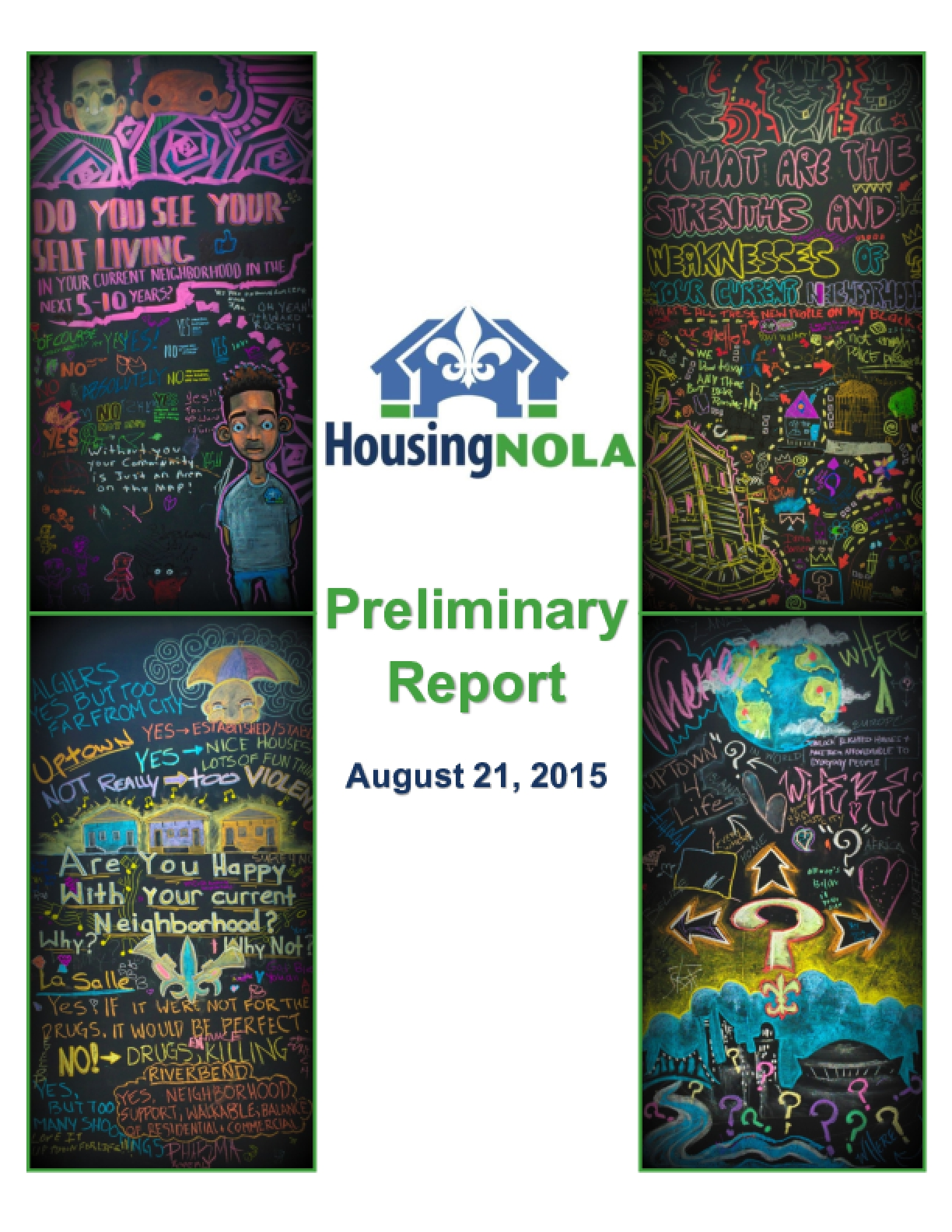 HousingNOLA Preliminary Report
