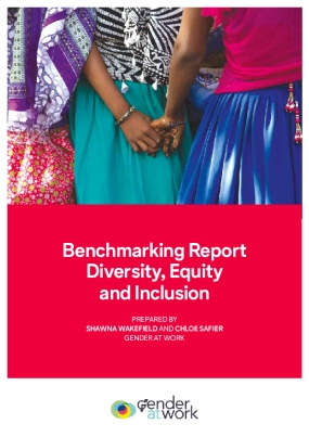 Benchmarking Report Diversity, Equity and Inclusion