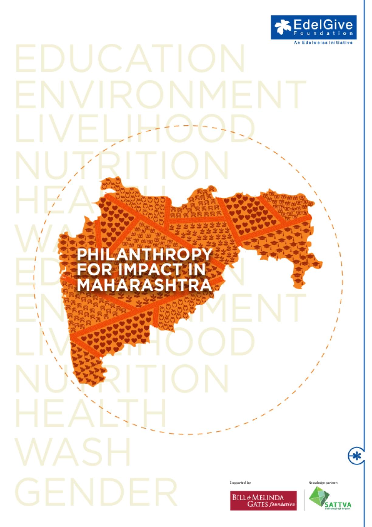 Philanthropy for Impact in Maharashtra