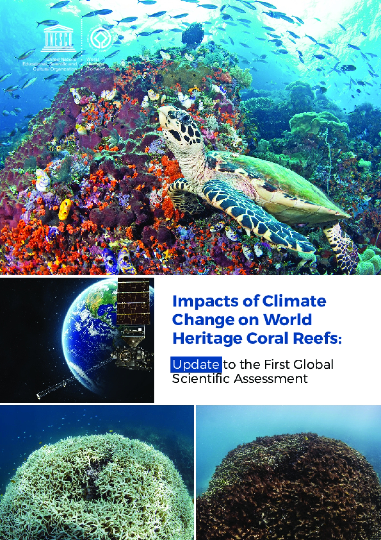 Impacts of Climate Change on World Heritage Coral Reefs: Update to the First Global Scientific Assessment